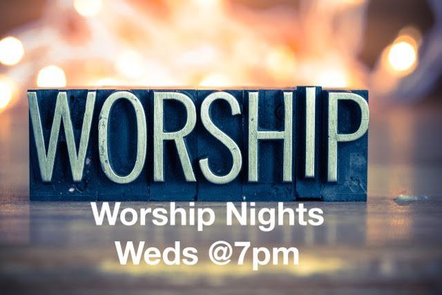 Worship Nights