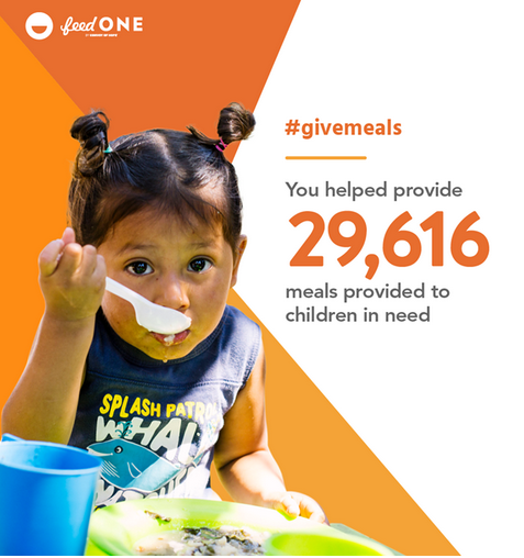 give meals