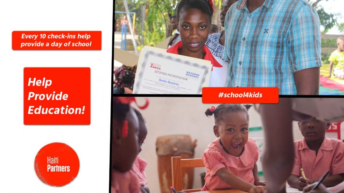 gateway nj school 4 kids september causely haiti partners